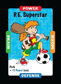 P.E. Superstar